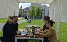 Carmes outdoor - working environment